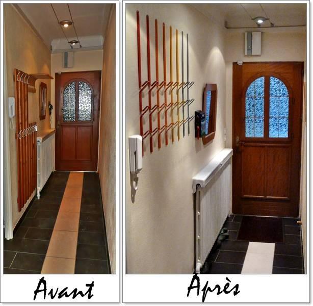 Bekannt Installer Une Porte Dans Un Couloir | Daiit.com EA13